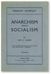 Anarchism versus Socialism