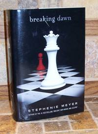 Breaking Dawn True 1st Ed 1st HBDJ Stephenie Meyer Unread Twilight Saga