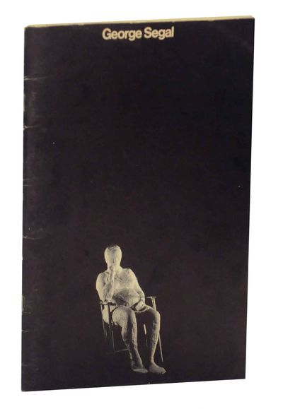 Chicago, IL: Museum of Contemporary Art, 1968. First edition. Softcover. 28 pages. An exhibition cat...