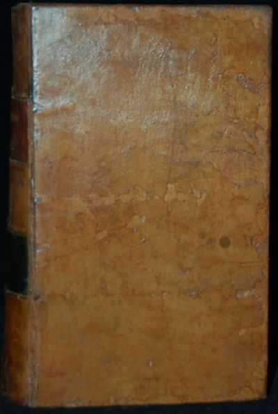 Richmond: Shepherd and Colin, 1841. Full Leather. Very Good binding. Binding sound, with superficial...