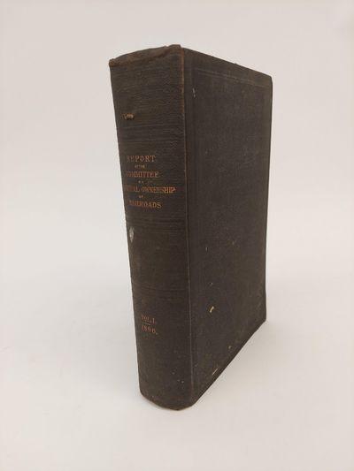 Albany, NY: Wynkoop Hallenbeck Crawford, State Printers, 1896. Hardcover. 8vo., 1024 pp., VG-; black...