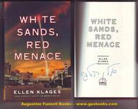 image of White Sands, Red Menace (signed in Hebrew)
