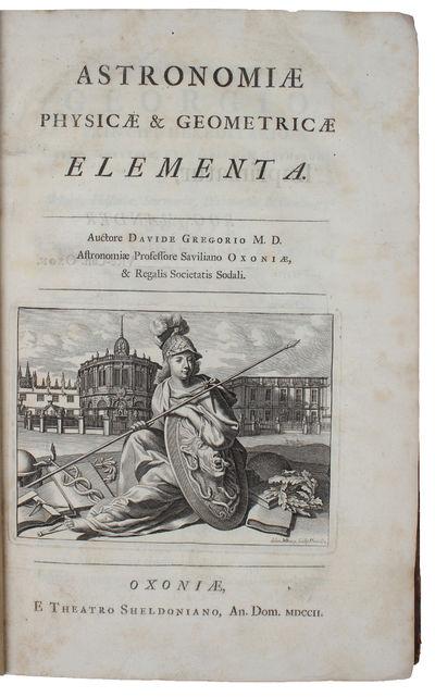Astronomiae Physicae & Geometricae...