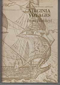 Virginia Voyages (Oxford English memoirs and travels) by  Richard Hakluyt - Hardcover - from Mark Lavendier, Bookseller and Biblio.com
