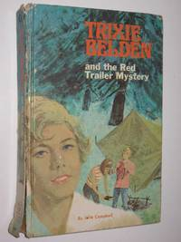 image of The Red Trailer Mystery - Trixie Belden Series #2