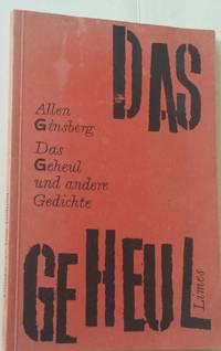 Das Geheul Und Andere Gedichte By Ginsberg Allen