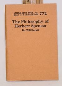 The philosophy of Herbert Spencer
