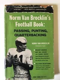 Norm Van Brocklin's Football Book