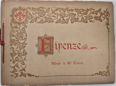 1930. Oblong 4to. 240 x 320 mm., . Illustrated with 40 photographic gravure reproductions. Bou...