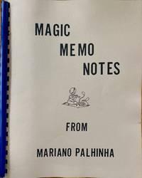 Magic Memo Notes From Mariano Palhinha