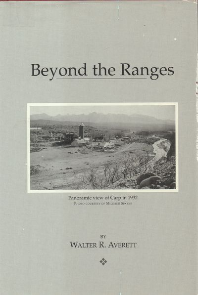 Grand Junction, CO: Walter R. Averett. Very Good in Good dust jacket. 1997. First Edition. Hardcover...