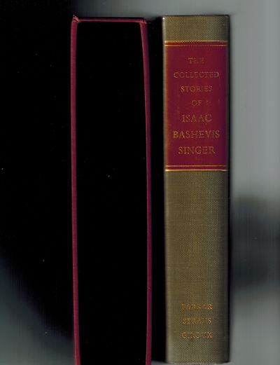 New York: Farrar Straus Giroux, 1982. SIGNED BY AUTHOR at Limitation Page, #945 of 1048 copies, 1000...