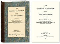 The Institutes of Justinian, with the Novel as to Successions