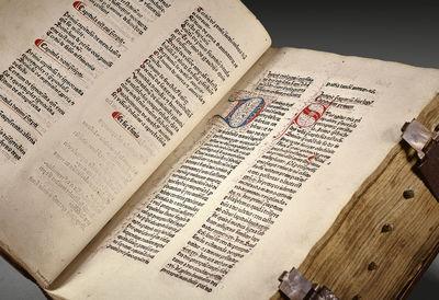 Praeceptorium divinae legis.