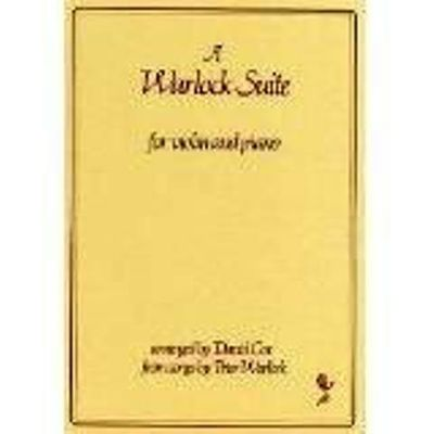 A Warlock Suite. by Cox David arr - from Music by the Score and Biblio.co.uk