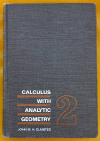 Calculus With Analytic Geometry, Volume II