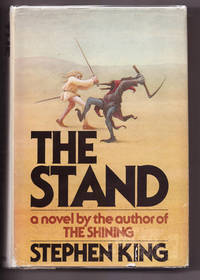 The Stand by Stephen King - Hardcover - Book Club Edition - 1978 - from Uncommon Works, IOBA and Biblio.com