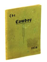 The Cowboy 1938 - Yearbook of Colome, South Dakota, High School