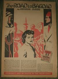 image of The Road to Bagdad   Philadelphia Record Supplement for September 10 1939