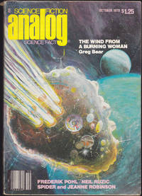 Analog Science Fiction / Science Fact, October 1978 (Volume 98, Number 10)