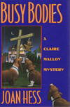 image of BUSY BODIES: A Claire Malloy Mystery.