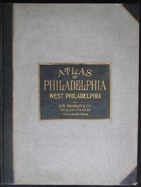 Atlas of the City of Philadelphia (Wards 24, 27, 24. 40, 44 & 46) West Philadelphia