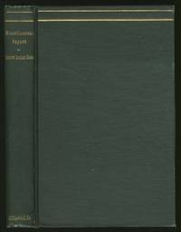 Miscellaneous PAPERS BY ANDREW JACKSON HOWE, M.D.