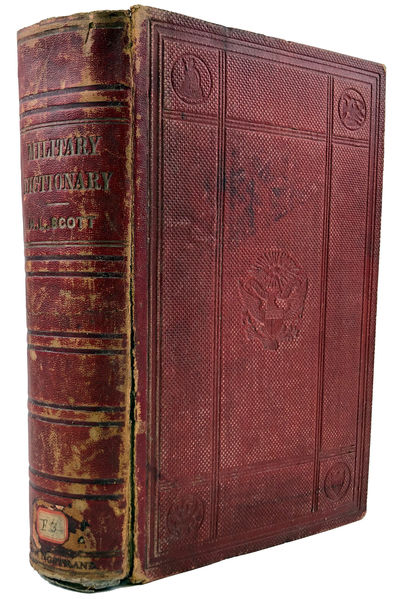 New York / London: D. Van Nostrand Company / Trubner and Co., 1861. First edition. Cloth. Joints and...