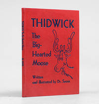 image of Thidwick. The Big-Hearted Moose.