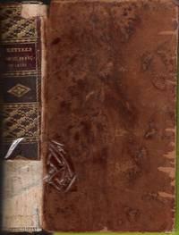 Lettres de saint françois de sales adressées a des gens du monde by SAINT FRANÇOIS DE SALES - Hardcover - 1803 - from Judith Books (SKU: biblio1013)