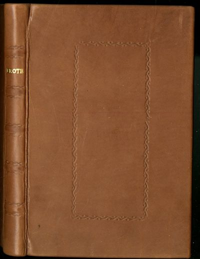 Frankfurt: Chr. Egen, 1550. First Edition. Hardcover (rebound in leather). Very Good Condition. Rebo...