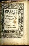 View Image 2 of 3 for Erotemata in Galeni, de usu partium in Hominis corpore, Libros XVII Inventory #046898