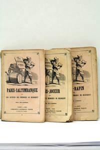 PARIS SALTIMBANQUE par les Auteurs des Mémoires de Bilboquet. Paris, Librairie...