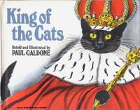King of the Cats, A Ghost Story (retold) by Jacobs, Joseph; Galdone, Paul (illustrator)