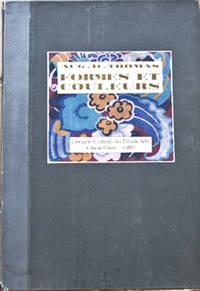 Formes Et Couleurs-Vingt Planches En Couleurs Contenant Soixante-Sept Motifs Decoratifs