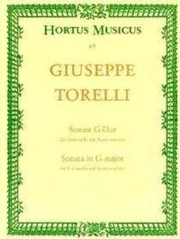 Sonata in G major by Torelli Guiseppe - from Music by the Score and Biblio.co.uk