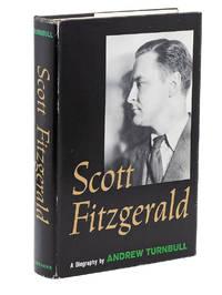Scott Fitzgerald by Andrew Turnbull