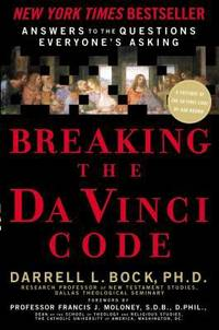 image of Breaking the Da Vinci Code: Answering the Questions Everybody's Asking