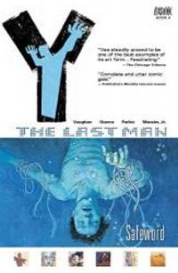 image of Y: The Last Man, Vol. 4: Safeword