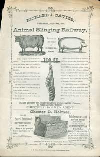 Animal Slinging Railway and Refrigerators