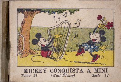 "Miniature ""Mickey"" in Spanish - 100..."