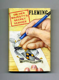 On Her Majesty's Secret Service  - 1st Edition/1st Printing by  Ian Fleming - First Edition; First Printing - 1963 - from Books Tell You Why, Inc. and Biblio.com