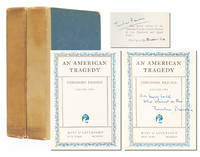 An American Tragedy (Presentation copy)