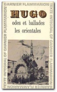 Odes Et Ballades Les Orientales