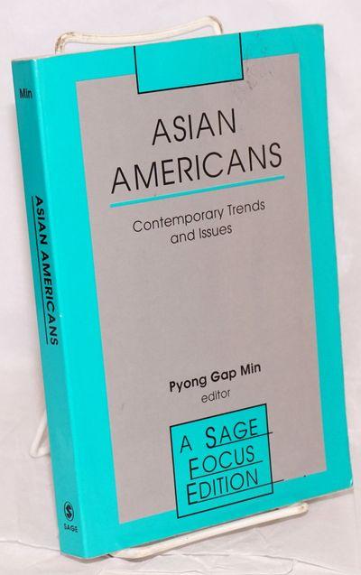 Thousand Oaks: SAGE pubs, 1995. vii+295p., good reprint in wraps. SAGE Focus Editions.