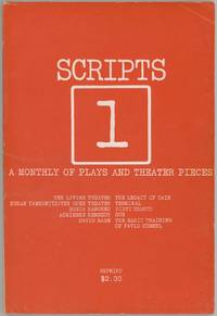 Scripts - A Monthly of Plays and Theatre Pieces.