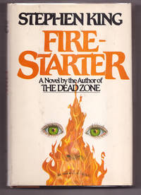 Firestarter by Stephen King - 1980