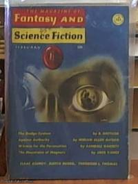 image of Fantasy and Science Fiction; Volume 30 Number 2, February 1966