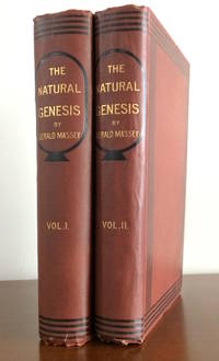 The Natural Genesis : Or Second Part Of A Book Of The Beginnings...