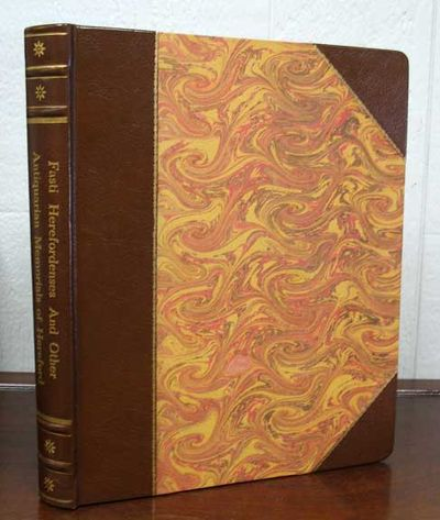 Edinburgh: R. Clark, 1869. 1st edition. Modern half faux-leather with marbled boards. Raised bands &...